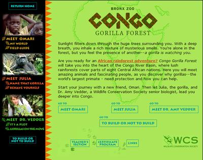 Isodynamic Inc Congo Gorilla Forest